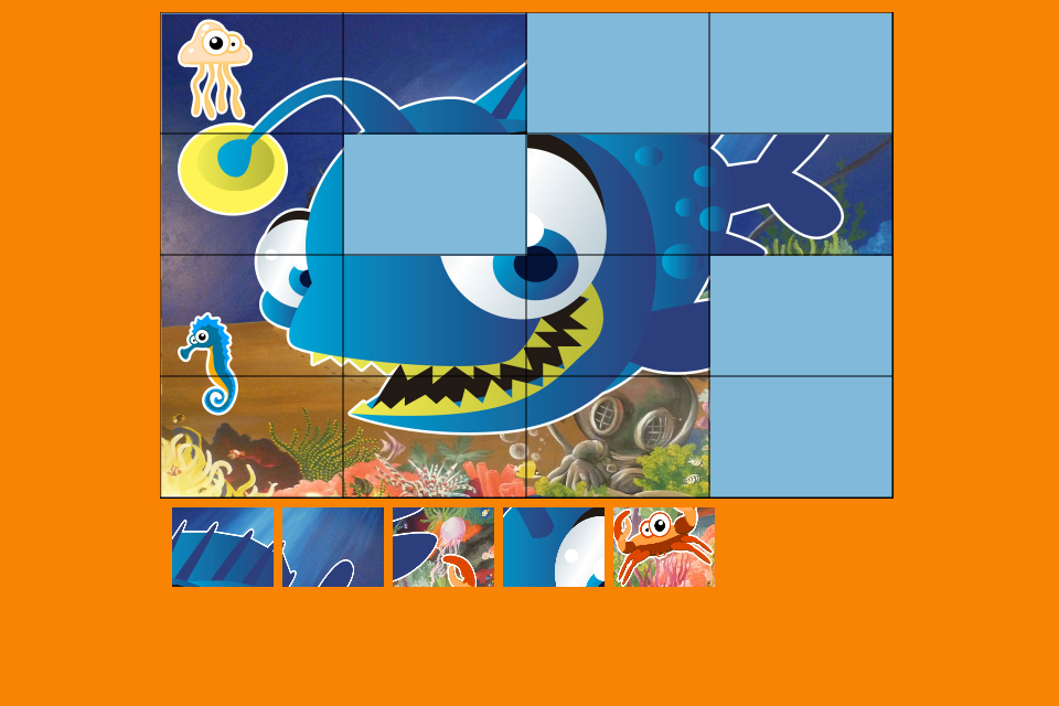Screenshot 35 Baby Animal Puzzles