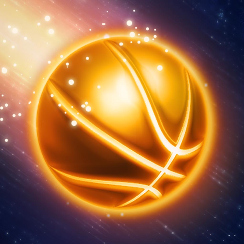 StarDunk Gold - Basketball im Raum